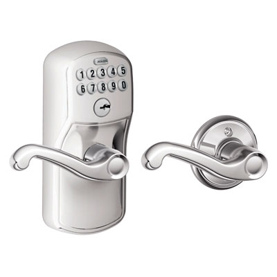 Schlage Fe575 Ply Fla Plymouth Keypad Auto Lock Entry